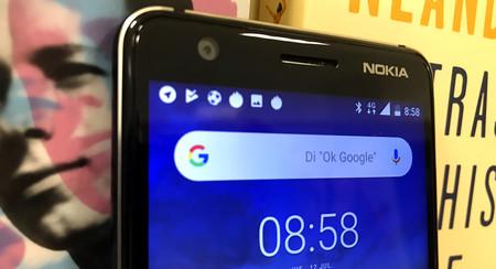 Nokia 3 1 Parte Alta