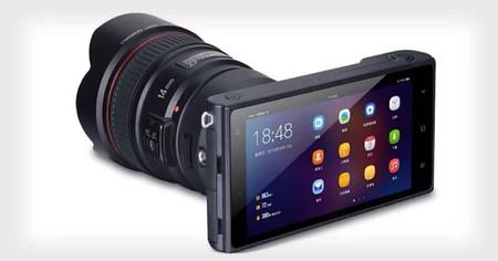 Ya conocemos más detalles sobre la cámara de Yongnuo con Android y lentes intercambiables de Canon