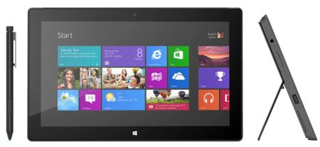 Microsoft Surface Pro estará en el mercado en enero, desde 899 dólares