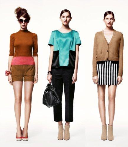 H&M catálogo primavera-verano 2011
