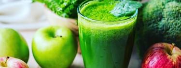 Dieta de batidos y zumos detox que te prometen perder kilos en pocos días, ¿de verdad funcionan?