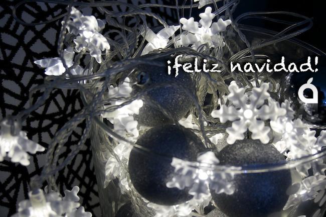 Feliz Navidad 2012 Applesfera