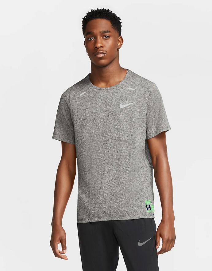 Camiseta de running - Hombre Nike Rise 365 Future Fast