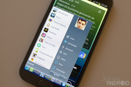 Taskbar W8, pon la barra de tareas de Windows en tu Android