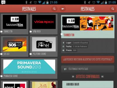 Festivales, una guía para seguir conciertos en España y Portugal