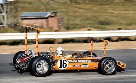 John Love Kyalami 1969 F1