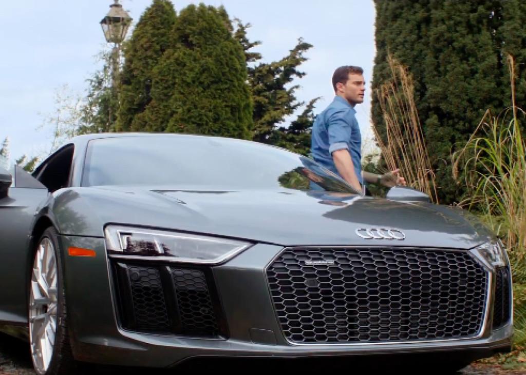 Audi Cincuenta Sombras