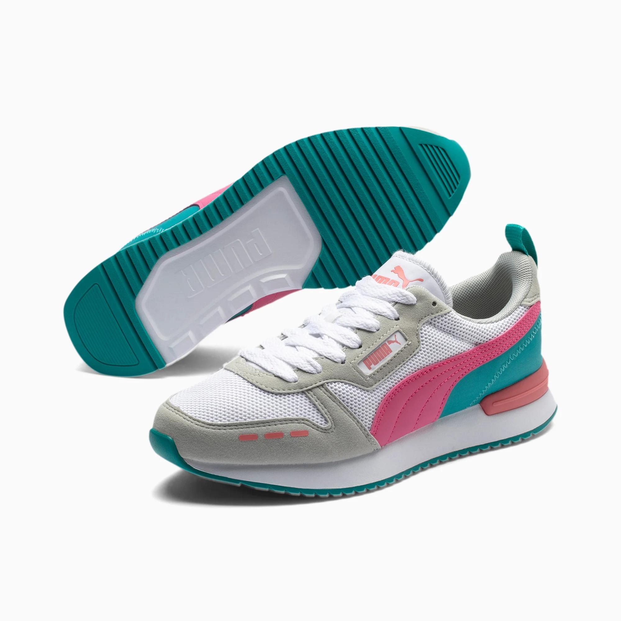 Inspiradas en las Cabana, las nuevas zapatillas R78 reúnen toda la tradición del calzado de running a la perfección.