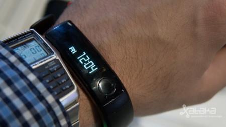 LG Lifeband Touch llega a España para traernos otra forma de cuantificarnos