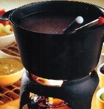 Consejos para hacer una fondue de caldo vegetal