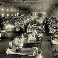 """Cien años de la """"gripe española"""": la última gran pandemia que arrasó al mundo entero"""