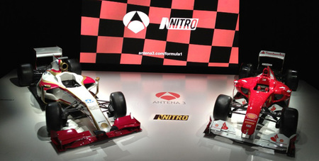 La Fórmula 1 en televisión. Territorio abonado al pago