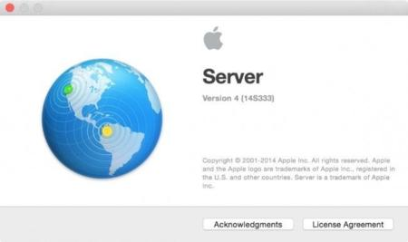 Os X Server Yosemite