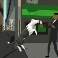 ¿Te gustaría llevar la vida de un perro callejero? Home Free será tu simulador