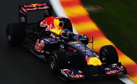 GP de Bélgica 2011, sesiones libres del viernes