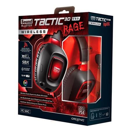 Creative Sound Blaster Tactic3d Rage V2 0 2