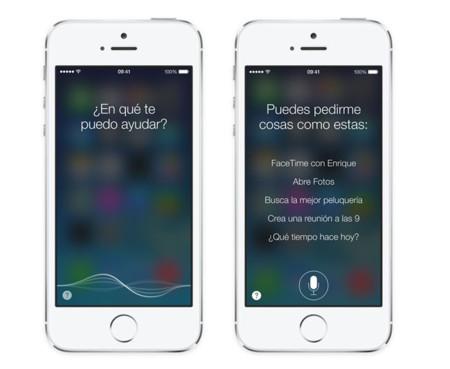 Siri utiliza una nueva técnica de conexión a Internet para agilizar sus respuestas con iOS 7