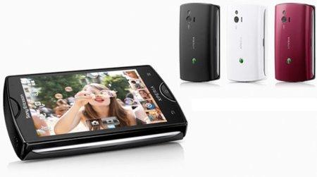 Sony Ericsson Xperia mini y mini Pro
