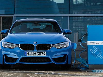 Hazte a la idea, habrá BMW M híbridos y eléctricos