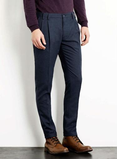 Básicos de otoño (XII): el pantalón de pinzas