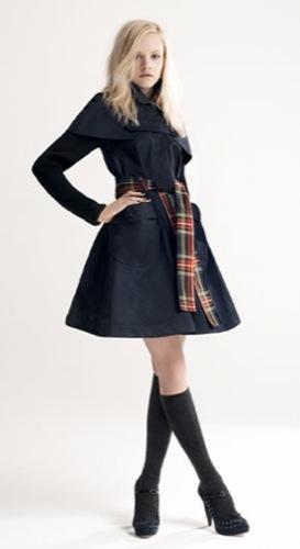 Vestidos de Navidad por TopShop. Cuatro estilos y un sinfín de looks a combinar, Highland Fling