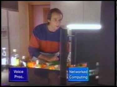 Cocinando en el futuro según 1990