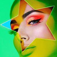 Los colores neón toman protagonismo este verano con las paletas de sombras de Huda Beauty (que ya están triunfando)