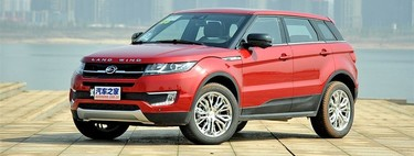 Land Rover gana la demanda a Jiangling y pone fin al clon chino del Evoque