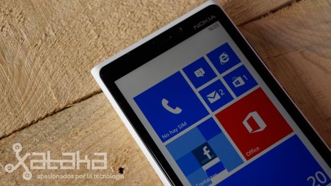 Nokia Lumia 920 pantalla