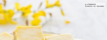 Bocaditos de limón: receta