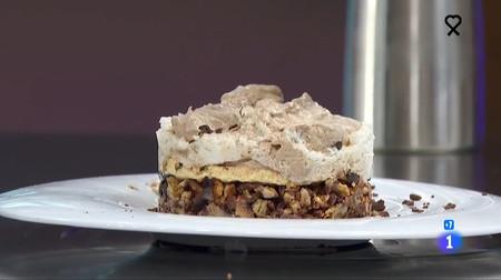 MasterChef: una terrorífica tarta de queso se lleva por delante al concursante con menor experiencia