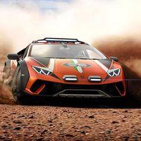 El Lamborghini Huracán Sterrato podría llegar a producción