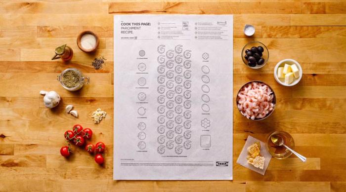 Foto de Ikea recetas 'Cook this page' (1/13)