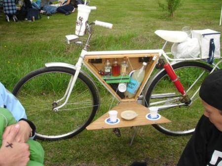 minibar bicicleta