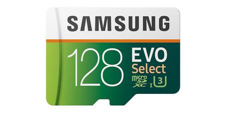 Esta microSD Samsung de 128 GB nunca había estado tan barata, disponible en Amazon México por 356 pesos