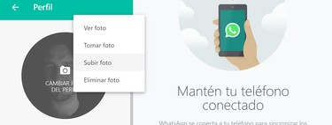 Cómo cambiar tu foto de perfil en WhatsApp: en Android, iOS y WhatsApp Web