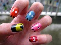 Manicura de fantasía: uñas de mirada pícara para tí y para tu niña