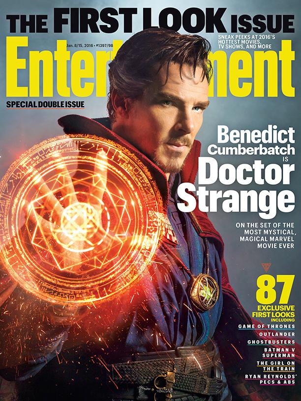 Foto de 'Doctor Strange', primeras imágenes oficiales (1/7)