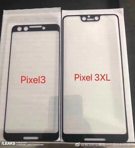 El Google Pixel 3 XL vendría con 'notch' y doble cámara frontal según las primeras filtraciones