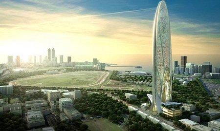 Nuevo Hotel W en la espectacular torre Namaste de Mumbai