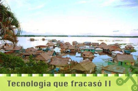 Cómo construir un océano inundando Sudamérica [Tecnologías que fracasaron II]