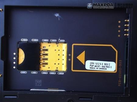 Foto de BlackBerry Bold 9980 Knight, nueva serie limitada de BlackBerry de gama alta (28/39)