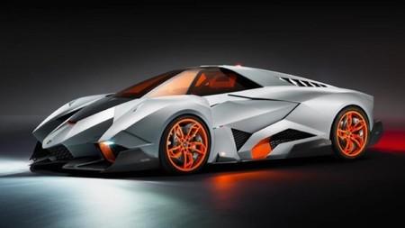 Lamborghini Egoísta, un Lamborghini monoplaza para el disfrute en solitario