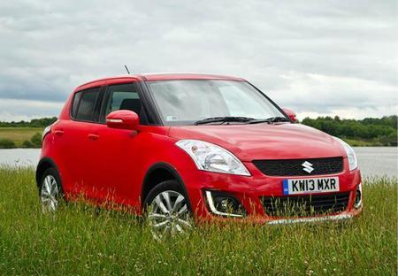 Nuevo Suzuki Swift 4x4: Para el día de campo