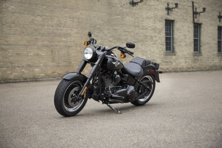 Harley Davidson Softail Fat Boy S 2016 02