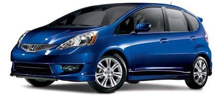 Honda exporta a Canadá los Fit fabricados en China