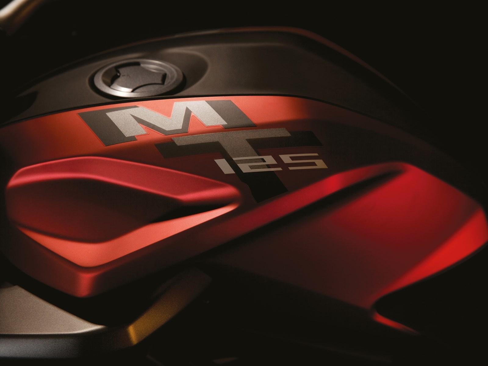 Foto de Yamaha MT-125, detalles (3/17)