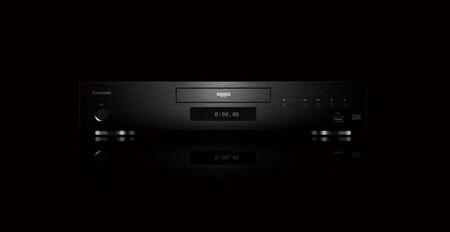 Panasonic renueva su Blu-ray UHD tope de gama: el UB9000 llega con nuevo DAC para seguir dando guerra