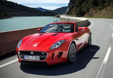 El Jaguar F-Type llega a México, V8 de 5.0 litros incluido