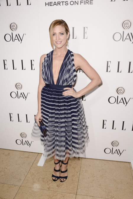 Brittany Snow Elle Women Television 2015